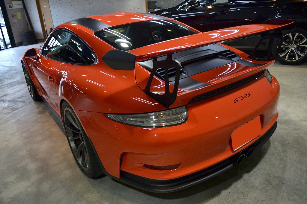 GT3RS オレンジ-8
