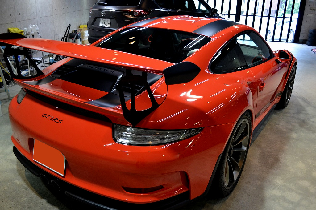 GT3RS オレンジ-12