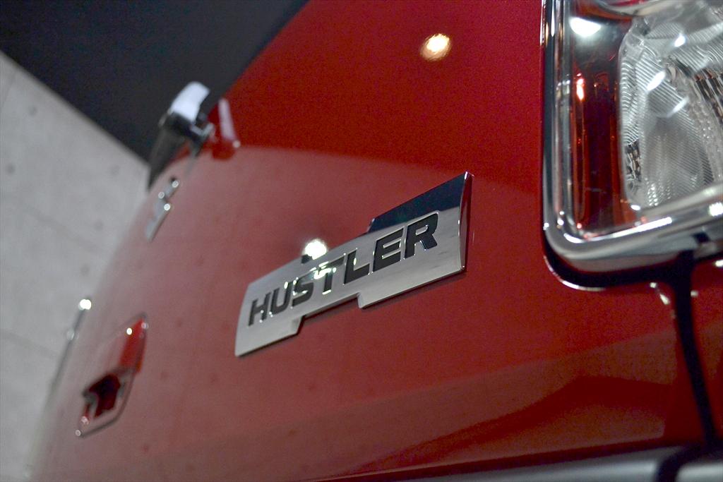 ハスラー 赤-8