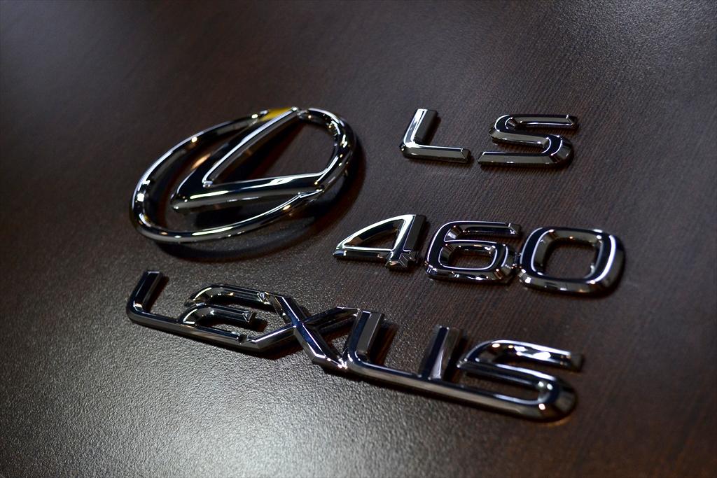 LS460 黒-14