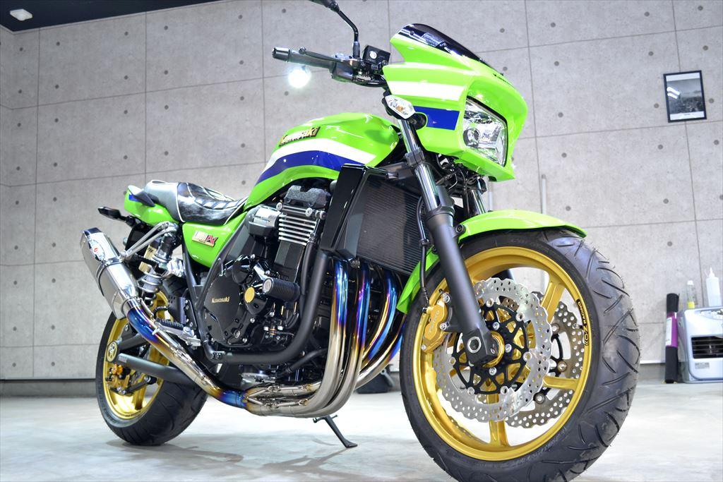 ZRX1200 緑-1