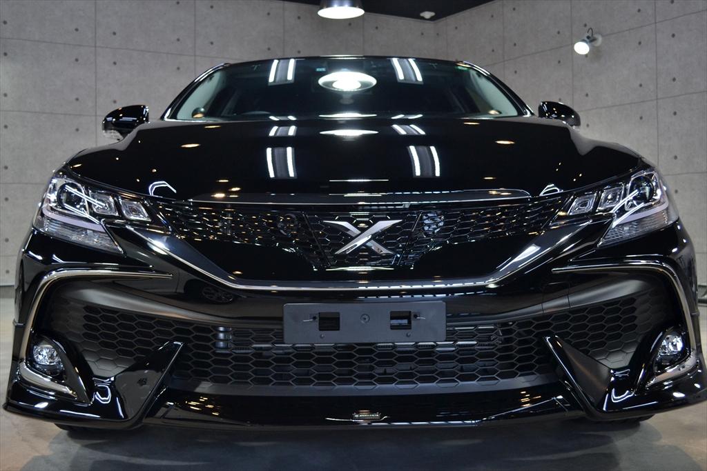 マークX 黒-3