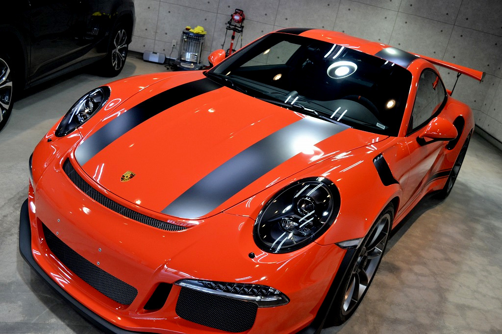 GT3RS オレンジ-5