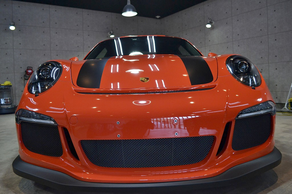 GT3RS オレンジ-3