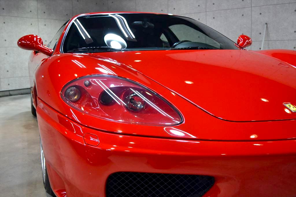 フェラーリF360赤-2