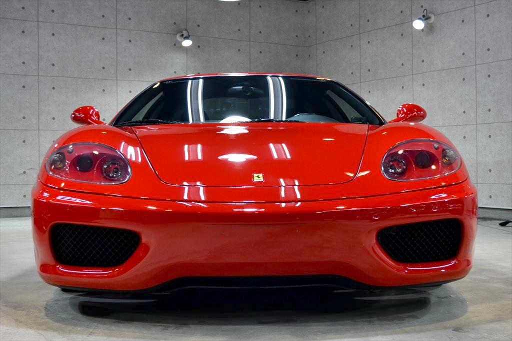 フェラーリF360赤-3