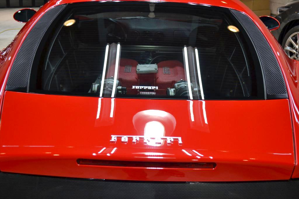 フェラーリF360赤-11