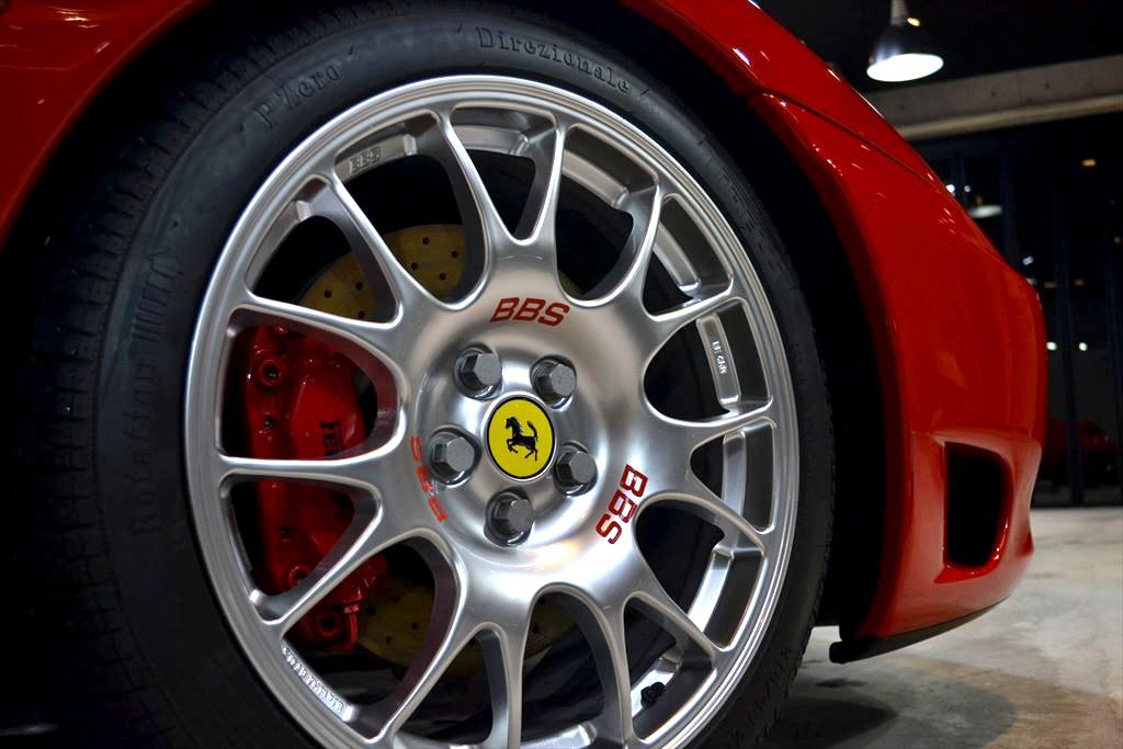 フェラーリF360赤-13